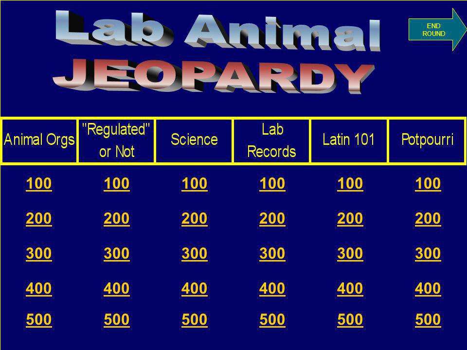 Animal Orgs for $300 The year of the American Veterinary Medical Associations most recent revision of the Report of the Panel on Euthanasia What is 2000?