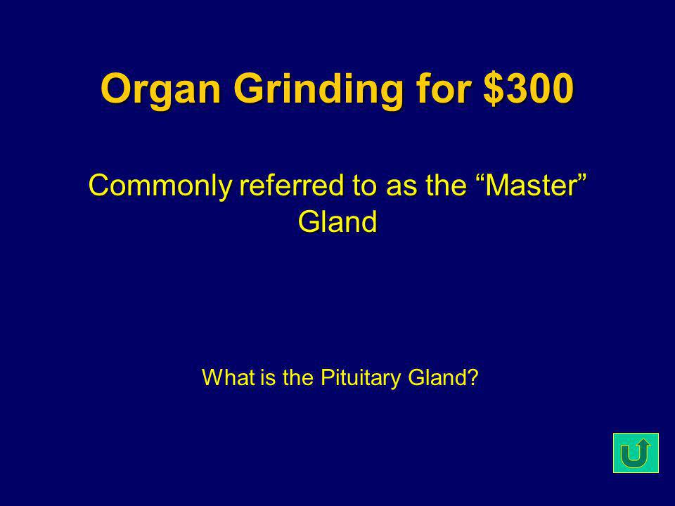 Organ Grinding for $200 The portions of the blood responsible for clotting also called platelets What are Thrombocytes?