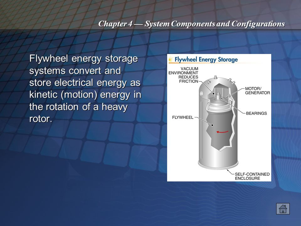 Chapter 4 System Components and Configurations PV systems with battery storage usually require more than one battery.