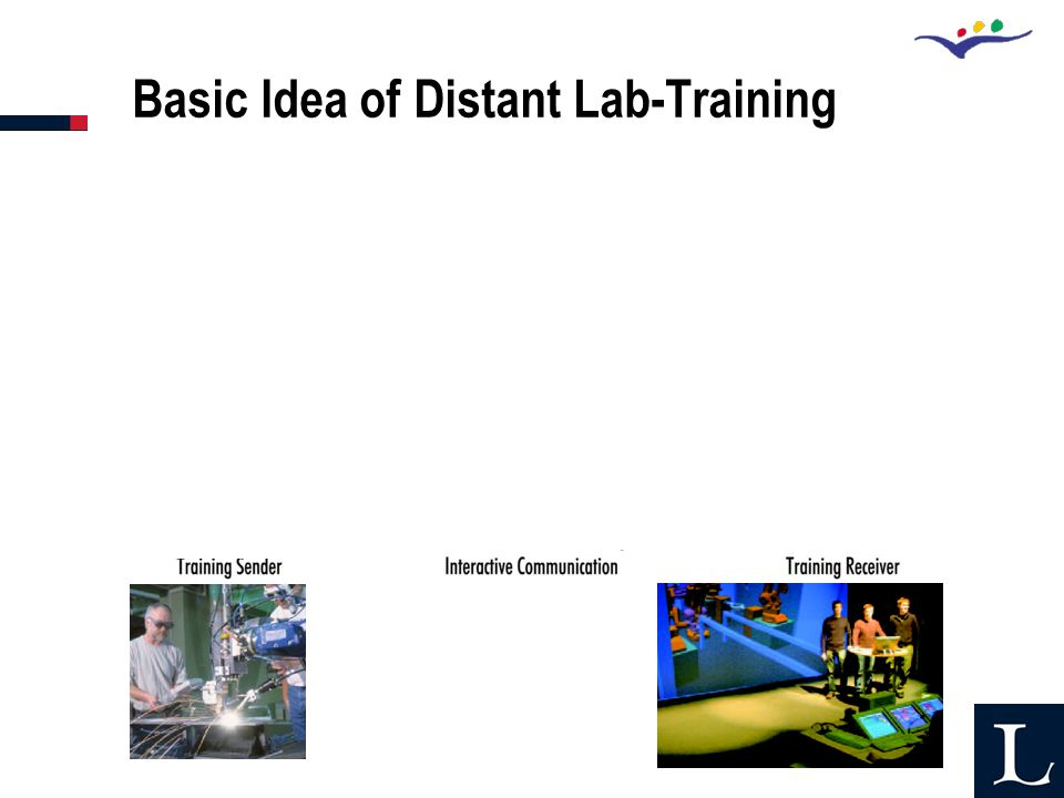 Basic Idea of Distant Lab-Training