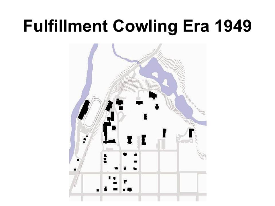 Fulfillment Cowling Era 1949