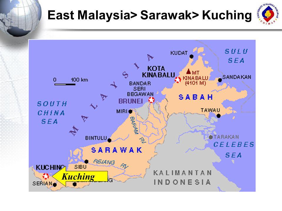 East Malaysia> Sarawak> Kuching Kuching