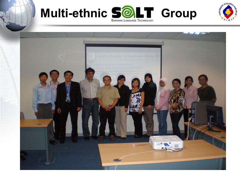 Multi-ethnic Group