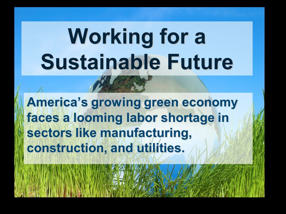 US Green Economy Renewable Energy Technologies Solar Hot Water and Space Heating Installations Source: Interstate Renewable Energy Council