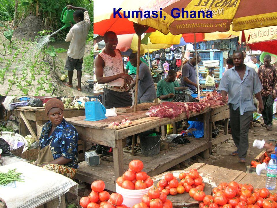 Kumasi, Ghana