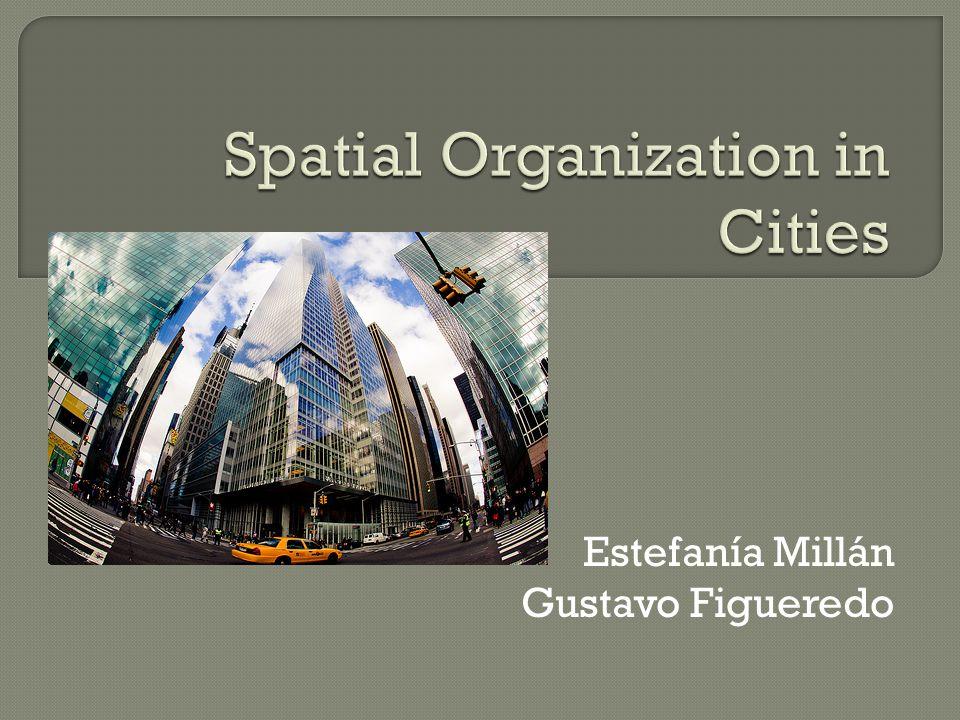 """Presentation """"Estefan�a Mill�n Gustavo Figueredo. An area that is ..."""