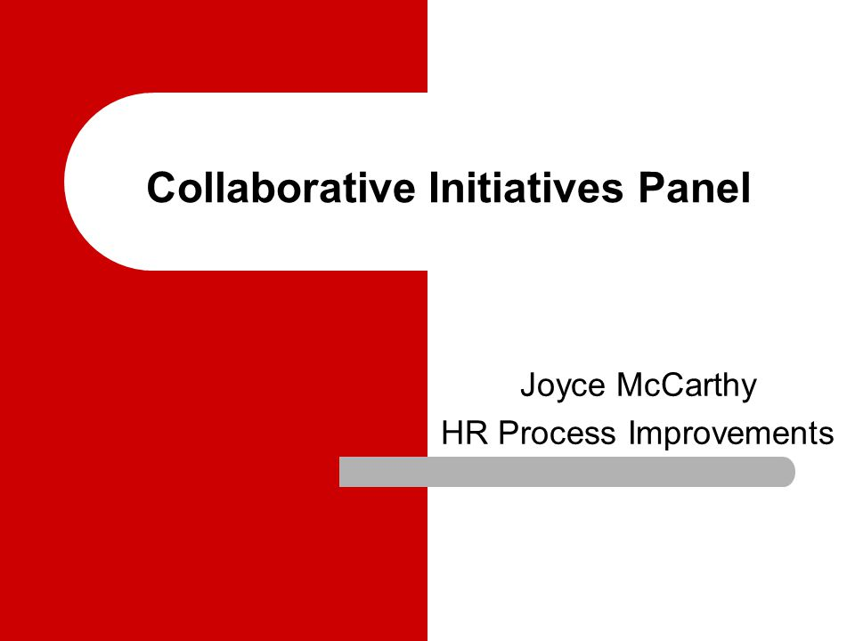 Collaborative Initiatives The following leaders and their staff are participating in these collaborative initiatives… Raqui Martinez, Faculty Contracts & Services Office Marie Chestnut, Faculty Contracts & Hiring-HSC Brian Malone, Student Employment Marisa Castaneda, Student Employment and…