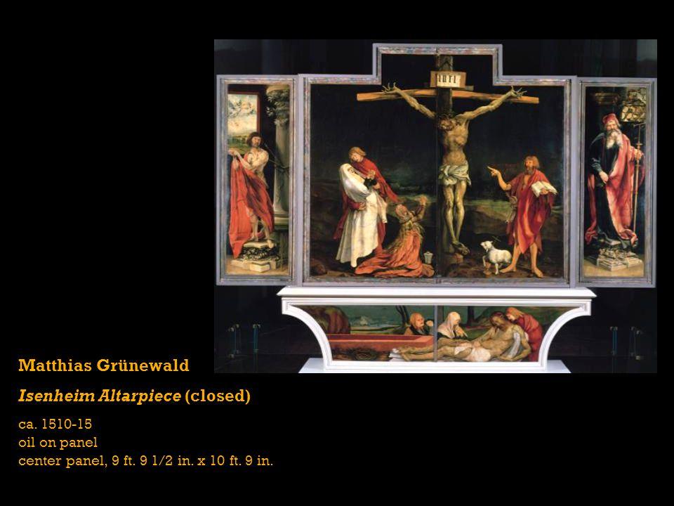 Pieter Saenredam Interior of the Choir of Saint Bavos Church at Haarlem 1660 oil on panel 27 11/16 in.