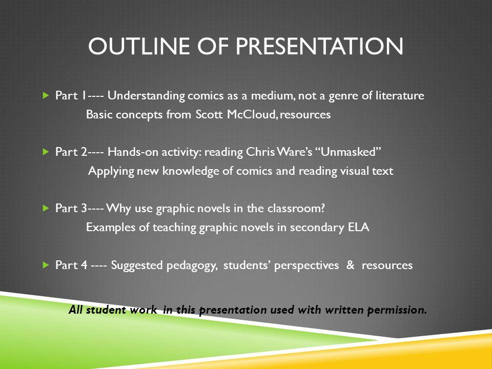 Q. WHAT IS THE COMICS MEDIUM?