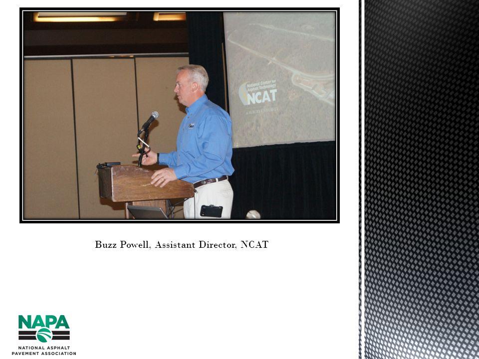 Buzz Powell, Assistant Director, NCAT