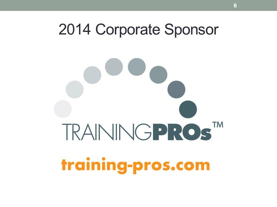 2014 Corporate Sponsor 6