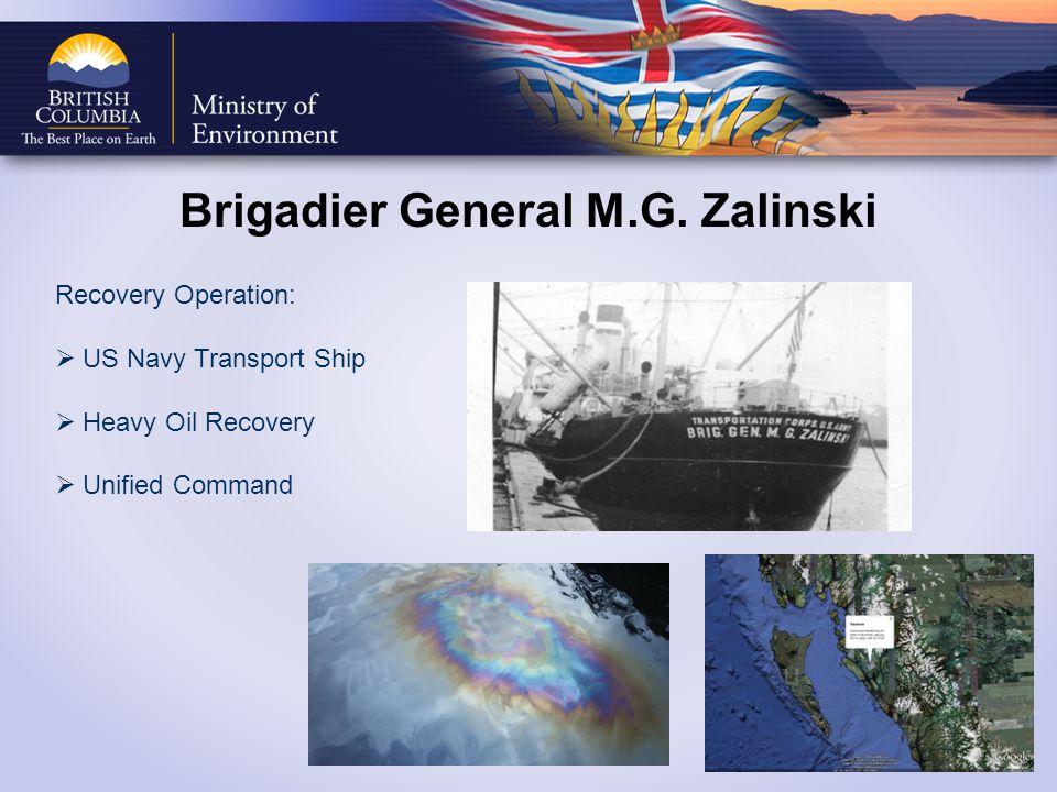 Brigadier General M.G.