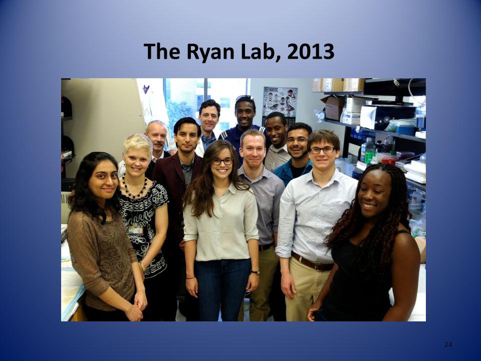 The Ryan Lab, 2013 24