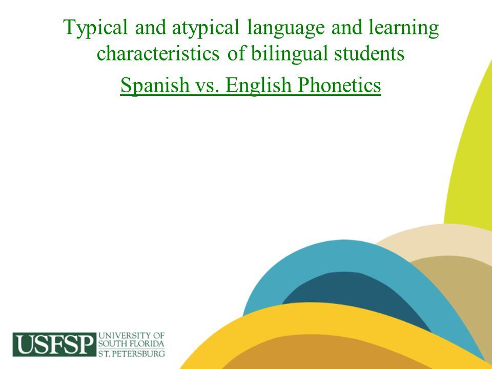 Brice and Brice (2009) investigated English phonemic awareness and phonic skills in four groups of students with and without disabilities.