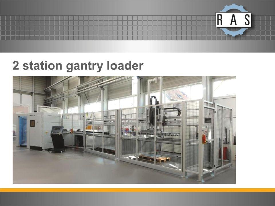 2 station gantry loader