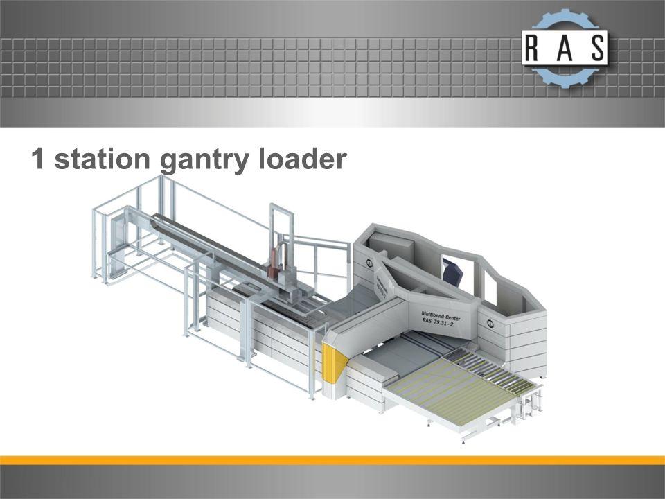 1 station gantry loader