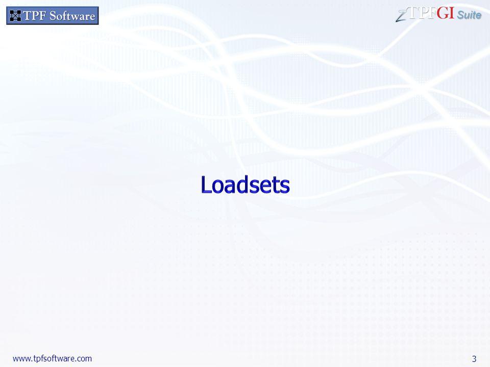 Suite www.tpfsoftware.com 3