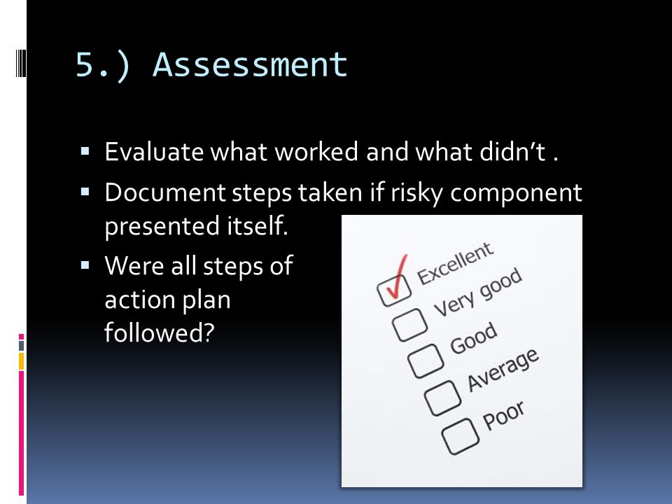 Currently, do you manage risk for….