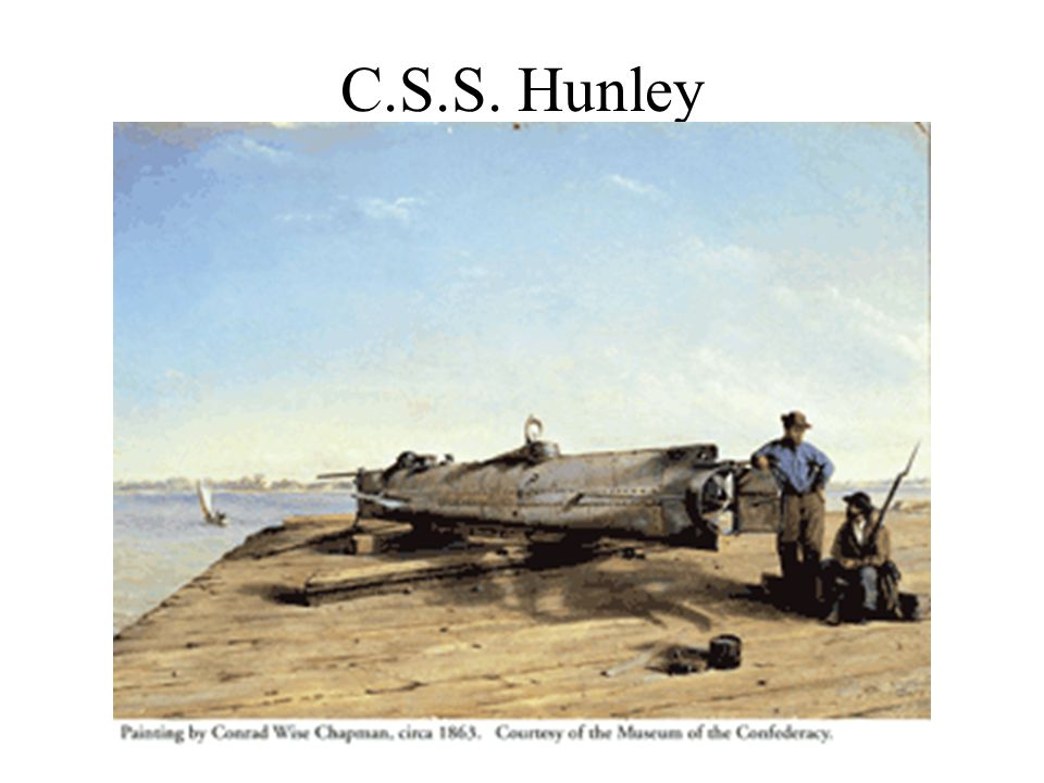 C.S.S. Hunley