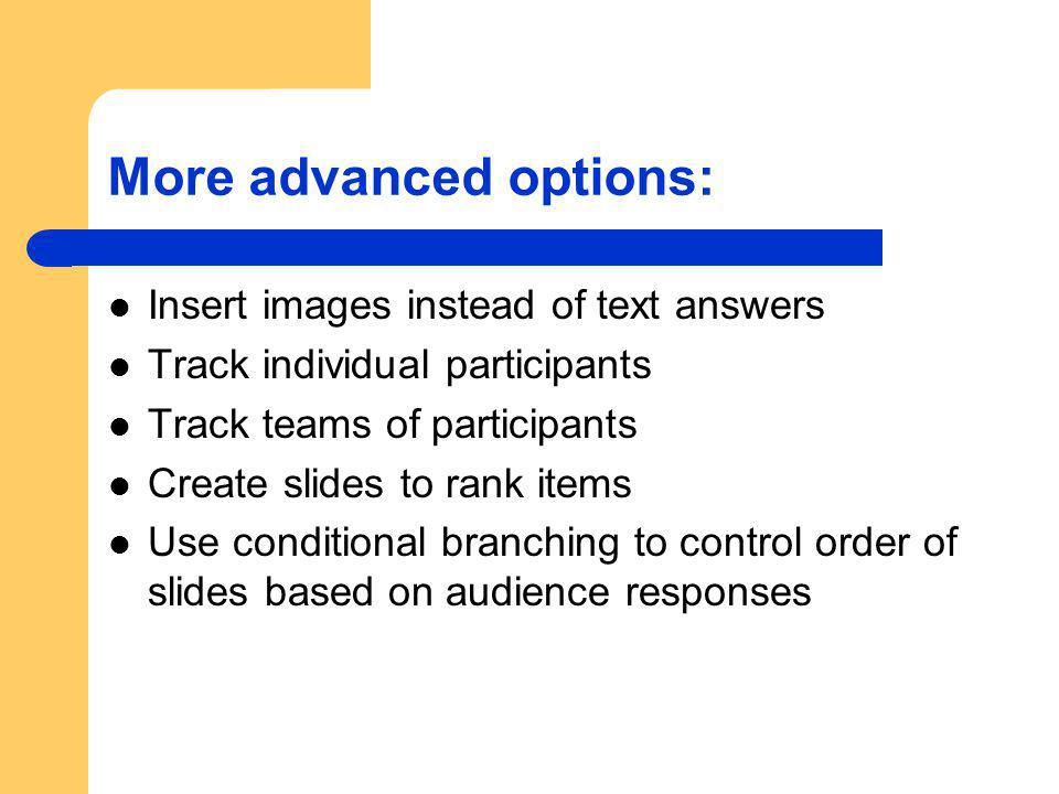 M-2 Feedback to TPT Trial I liked it - it forced me to be better about paying attention and not letting myself get distracted.