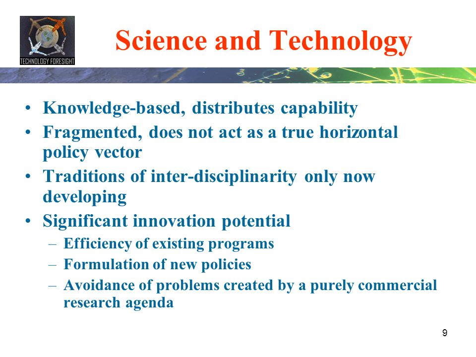 20 Focus & Scope We approach Geostrategics from a application perspective, as opposed to the technology areas offered in Biosystemics.