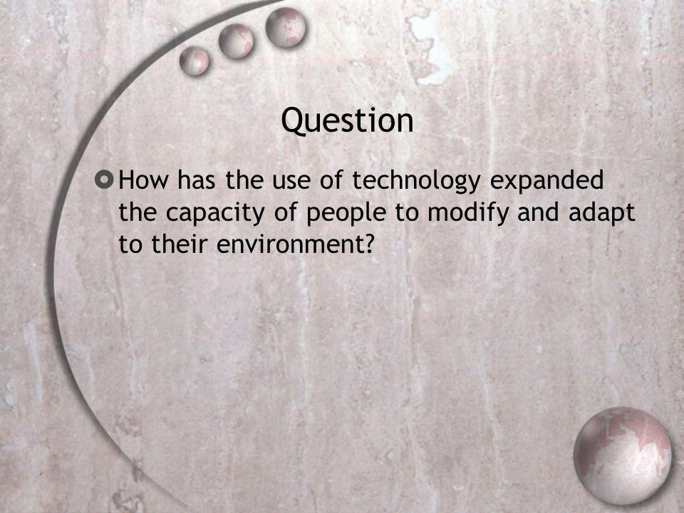 Answer A. Agriculture B. Energy Usage C. Transportation D. Automobiles E. Airplanes