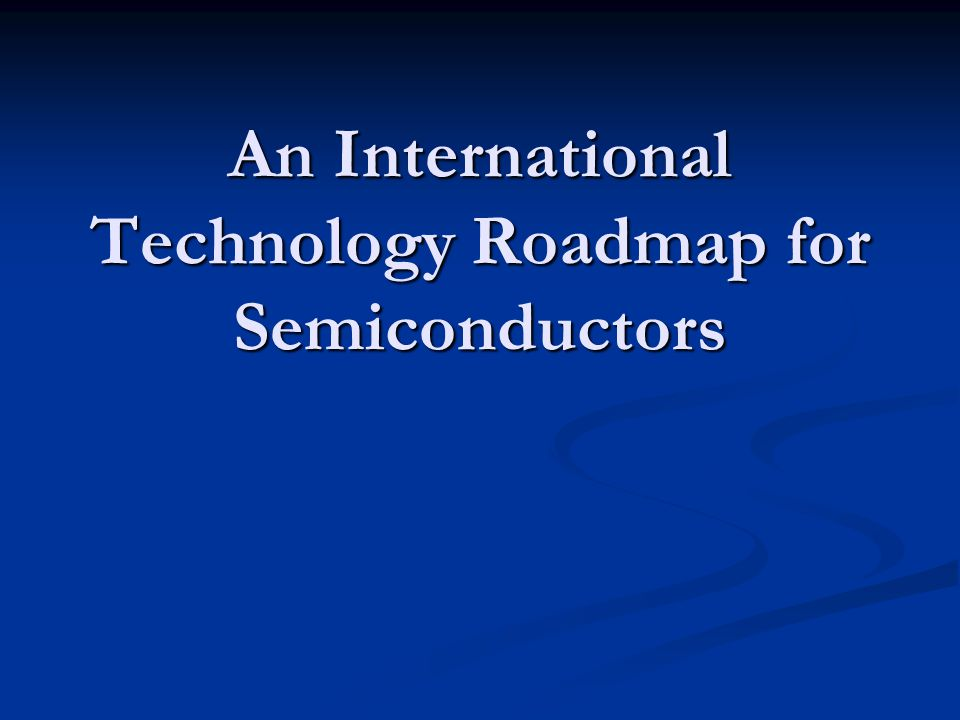 Parameters of Integrated Circuit Technology Technology Node-The minimum half-pitch of custom-layout metal interconnect is most representative of the process capability enabling high-density integrated circuits and is selected to define an ITRS Technology Node.