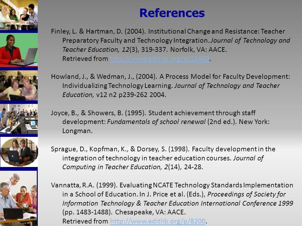 Finley, L. & Hartman, D. (2004).