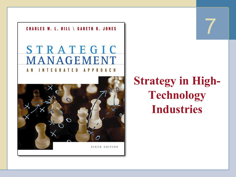 7 Strategy in High- Technology Industries