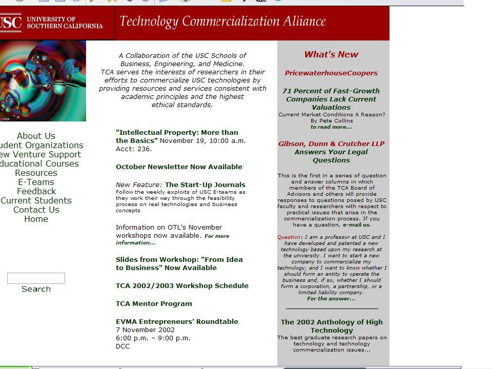 www.usc.edu/techalliance