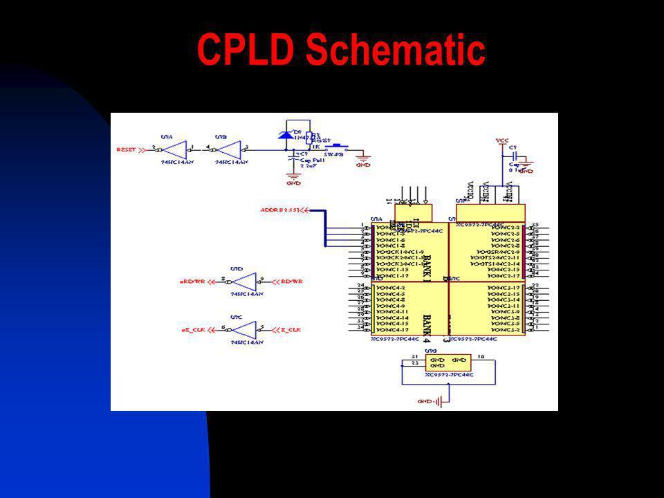 CPLD Schematic