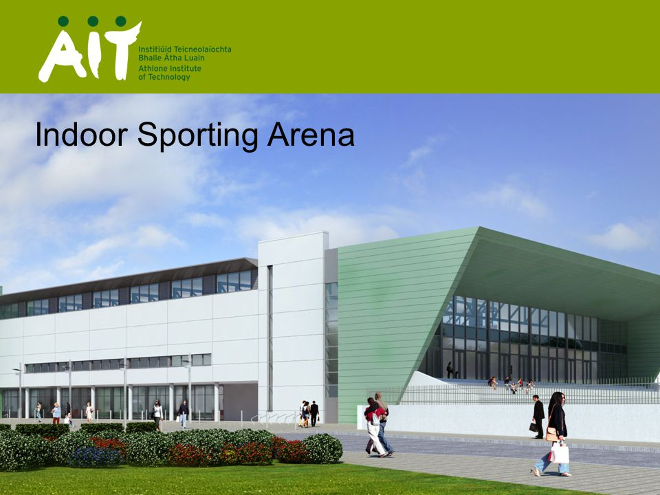 Proposed Development Size of building: 12,000m 2 The main functions of the facility are: –the athletics arena –the multi-sport arena –the outdoor stand to serve the existing track There are also comprehensive support facilities for elite athlete training, medical facilities and café, general changing facilities