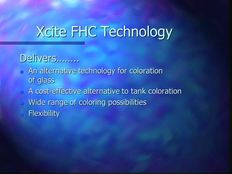 What is FHC Technology.