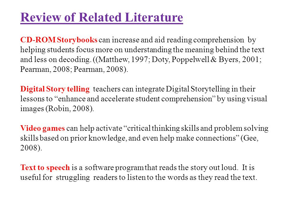 Review of Related Literature Interactive whiteboards can accommodate multiple learning types (Basilicato, 2005; Wall, Higgins & Smith, 2005).
