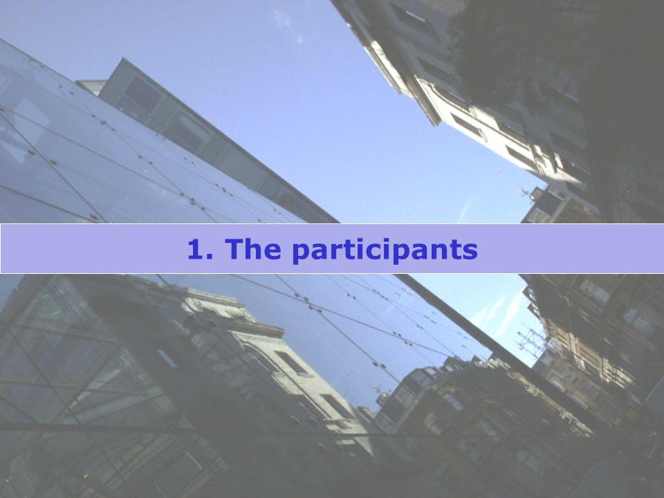 3 3 1. The participants