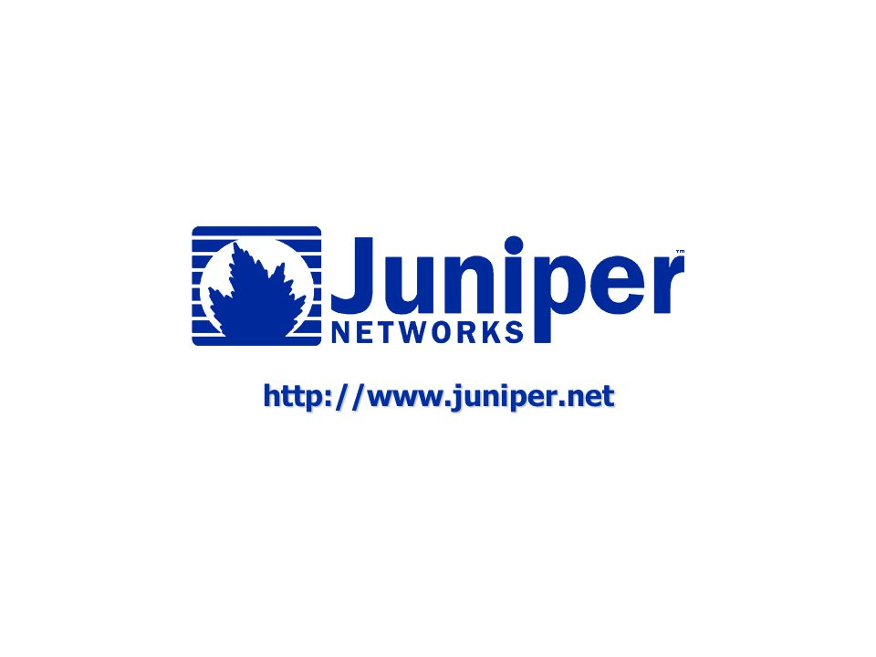 http://www.juniper.net