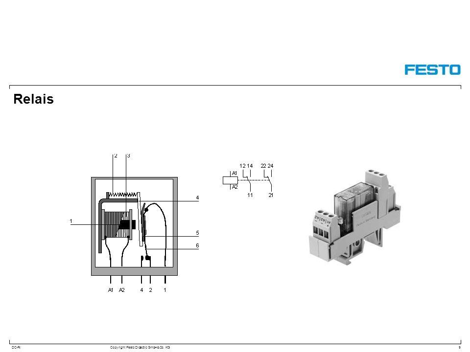 DC-R/Copyright Festo Didactic GmbH&Co. KG Relais 9