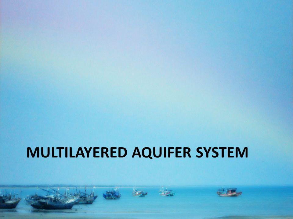 MULTILAYERED AQUIFER SYSTEM