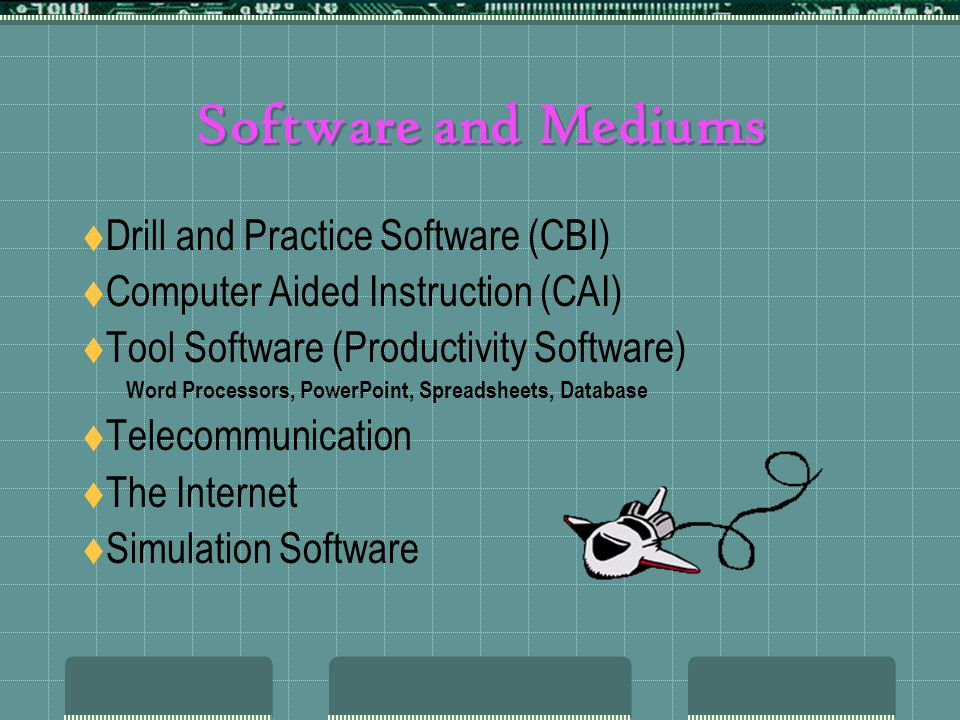 Two Main Components of Computers Hardware Software