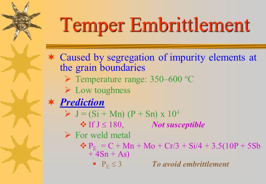 Temper-bead Techniques