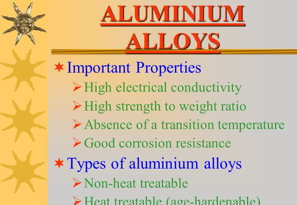 Major Problem with welding of Al, Ti & Zr alloys Problem Due to great affinity for oxygen Combines with oxygen in air to form a high melting point oxi