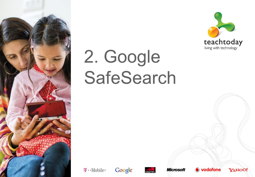 2. Google SafeSearch