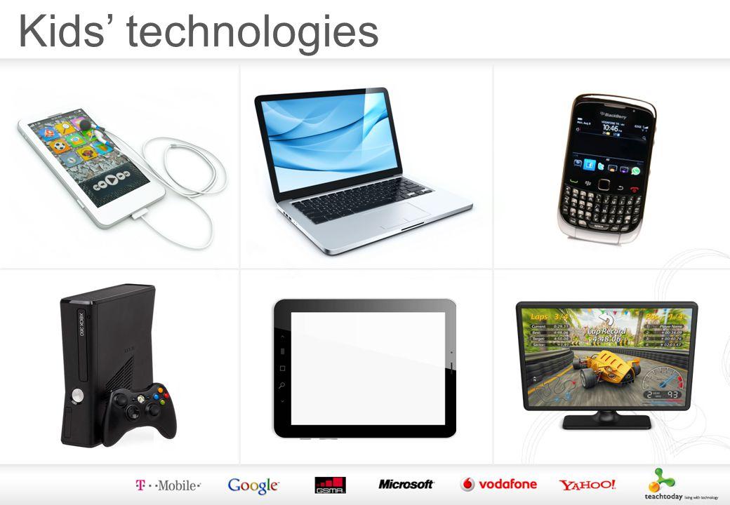 Kids technologies