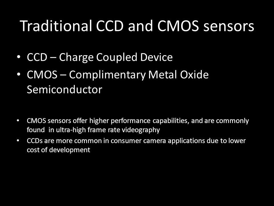 CCD vs.
