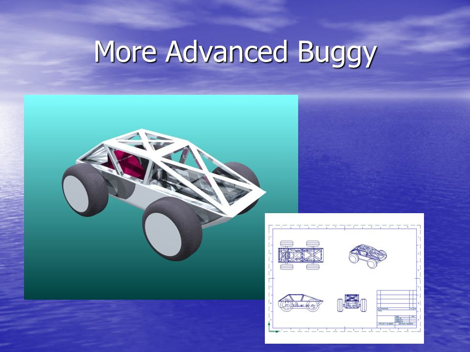 More Advanced Buggy