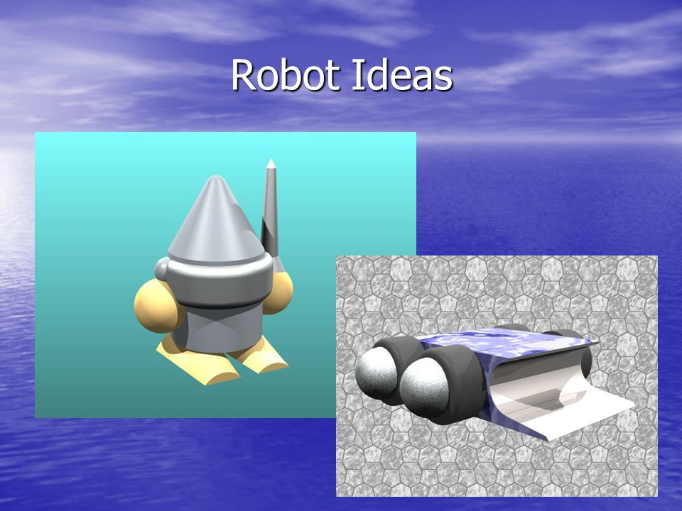 Robot Ideas