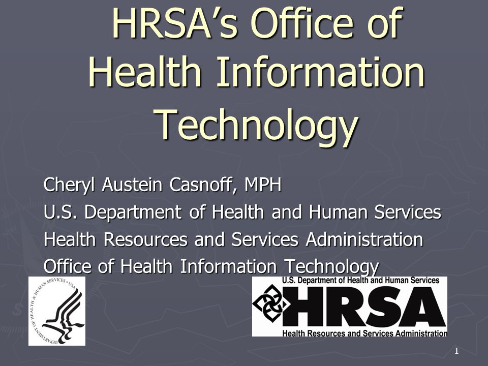 HRSA and Health Reform The expansion of the health center network is a major element in President Obamas plan to reform health care.