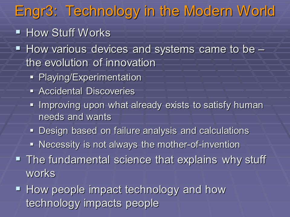 OK lets not care about Technology Simplify Life… Why not live without Technology?