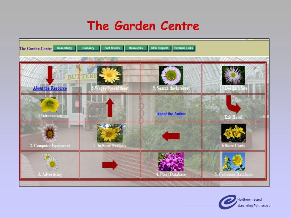 Northern Ireland eLearning Partnership The Garden Centre