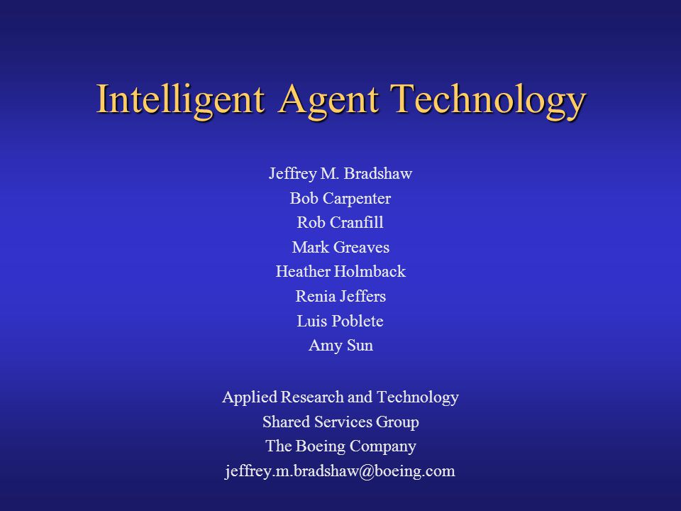 CDT: An Extensible Java Toolkit for Agent Conversation Design u The CDT is a formal design and verification system for a given theory of agency and ACL u Stanfords OpenProof will be the core framework –OpenProof is a component-based (JavaBeans) formal heterogeneous reasoning environment Allows development of various representations (sentences, reasoning trees, FSMs, Dooley graphs, Petri nets, etc.) Logical fragments (deductive rules, theorem-provers) Heterogeneous transfer rules –Extensible to different logics and theories of agency u Generate resultant conversation policies –Off-line design simplifies agent development and reduces burden of inference for agents at runtime –Policies mediate interaction, helping increase interoperability and robustness in heterogeneous environments